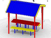 Столик для отдыха D92