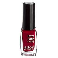 Лак для ногтей Extra Long №575 (красный перламутровый), 9мл, Ados
