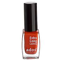 Лак для ногтей Extra Long №593 (оранжевый), 9мл, Ados