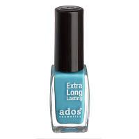 Лак для ногтей Extra Long №599 (голубой), 9мл, Ados