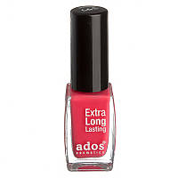 Лак для ногтей Extra Long №665 (розовый), 9мл, Ados