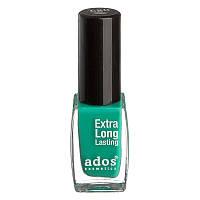 Лак для ногтей Extra Long №680 (зеленый), 9мл, Ados