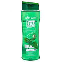 Шампунь для жирных и нормальных волос с кондиционером Крапива и Кератин, Fito Energia, Belle Jardin