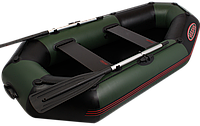 Двухместная гребная ПВХ лодка V235 LSP