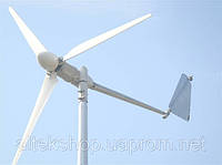 Горизонтальный ветрогенератор EW600