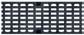 Решетка чугунная продольно-поперечная 0,5м. для каналов ACO V 150, Drainlock, D400-E600