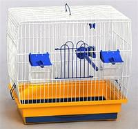 Клетка для канарейки цинк КЕНАР 330х230х310