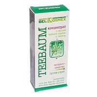 Белкосмекс Теебаум Концентрат с маслом чайного дерева и цинком для проблемных зон против угрей, 25мл (4810090004743)