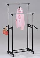 Стойка для одежды мобильная с вешалками  W-70 аналог CH-4580