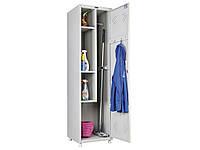 Шкаф хозяйственный LS 11-50 (ВхШхГ- 1900х500х500)