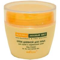 Крем дневной для сухой нормальной кожи лица, 50 мл, Облепиха и липовый цвет
