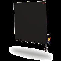 Цветная керамическая электропанель DIMOL Standart Plus 03 (графитовая) 500 Вт 60х60х1.2.см..