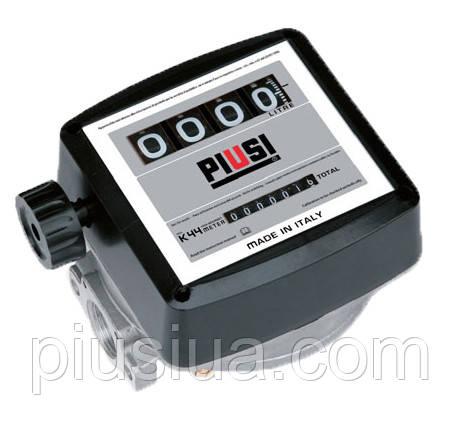 Механический счетчик расхода масла PIUSI K44 oil  art.000560160