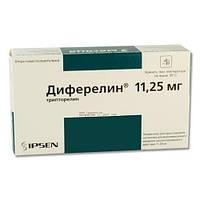 Диферилин пор.д/р-ра д/ин. 11,25 мг во фл. №1, БОФУР ИПСЕН