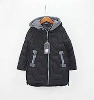 Детское зимнее пальто пуховик на девочку