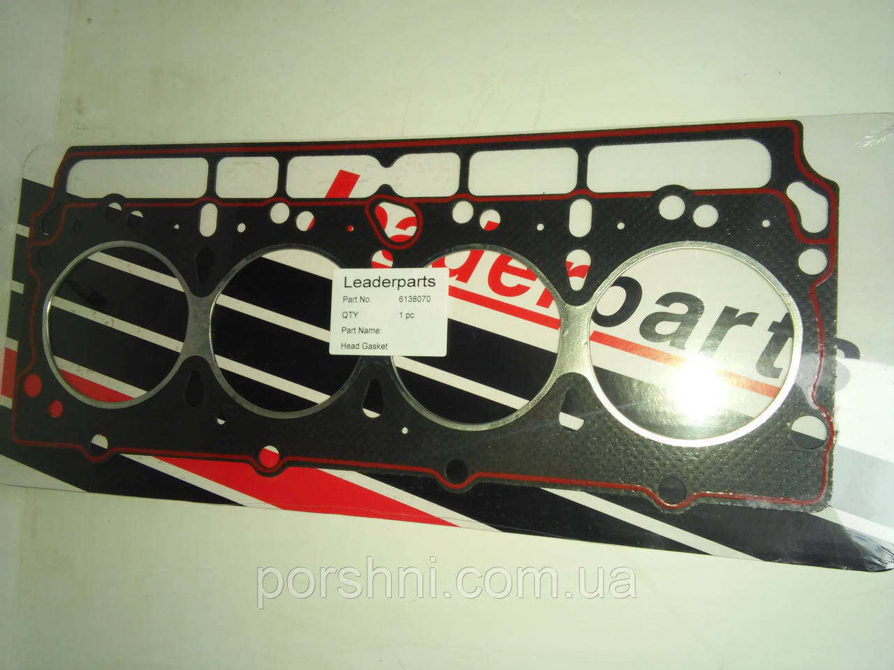 Прокладка  головки Ford  Тransit  2,5 D     Leaderparts 6138070