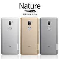 TPU чехол Nillkin для Xiaomi Mi 5s Plus (3 цвета)