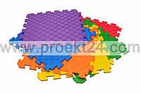 Напольное покрытие ласточкин хвост 10×500×500мм