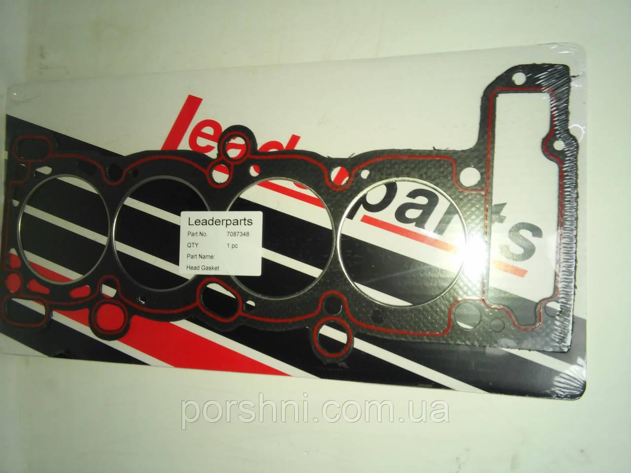 Прокладка  головки Форд Сиера  2.0  ДОНС  Leaderparts  7087348