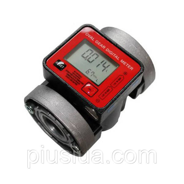 Электронный счетчик для дизельного топлива PIUSI K600/3 oil
