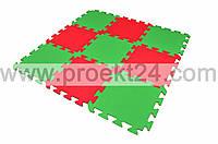 Напольное покрытие ласточкин хвост 8×300×300мм