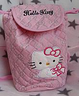 Сумочка рюкзак для девочки «Hello Kitti», розовый