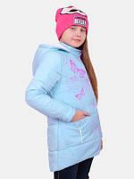 Куртка детская для девочек от 6 до 9 лет