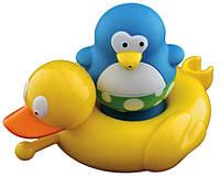 Игрушка для ванны Water Fun Веселая уточка