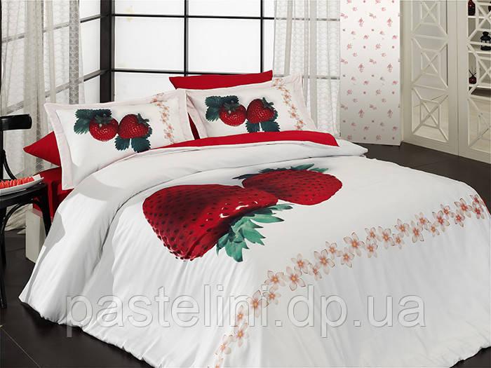 Mariposa постельное бельяё семейное сатин делюкс Cicek