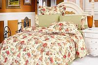 Постельное белье Le Vele в классическом стиле евроразмера из креш сатина