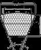Ремень приводной D-4500