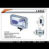 Фары дополнительные DLAA  88 EW хром/H3-12V-55W/155*90mm