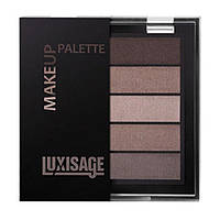 Тени Make Up palette, тон 6, 4,5 г, Люкс Визаж