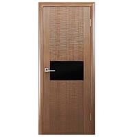 Межкомнатные двери Аста BLK ( золотая ольха, каштан)