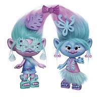Hasbro TRS Модные Тролли-близнецы (B6563)