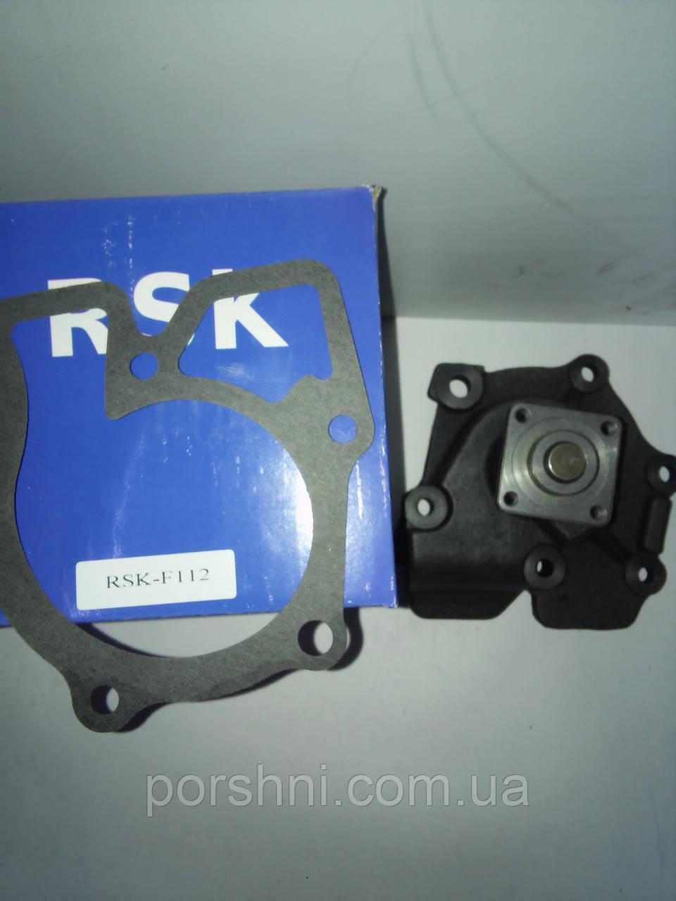 Водяной насос Ford Тransit  2.5 D 86 --  RSK  F112