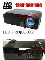 Видеопроектор  DJ Lights LED