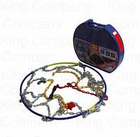 Автомобильные цепи противоскольжения для легковых автомобилей KN 40 на колеса r13, r14, r15, r315, r340