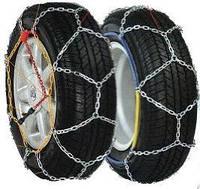 Автомобильные цепи противоскольжения для легковых автомобилей KN 70 на колеса r13, r14, r15, r16, r17