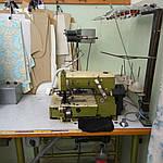 Швейная машина автомат Remoldi для пришива резинок лент силикона кружева кантов беек и окантовок на 4 позиции , фото 2