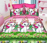 Постельное белье Красавица Мари, ранфорс 100%хлопок - детский комплект