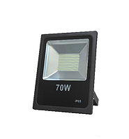 Светодиодный LED прожектор 70 Вт 6400К 5600 Lm Евросвет