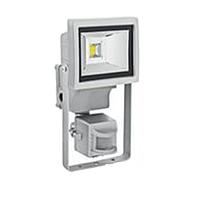 Светодиодный LED прожектор 10 Вт 6500К 800 Lm с датчиком движения