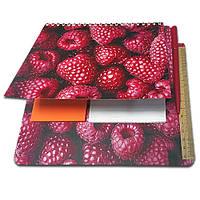 Блокнот-планшет NotePad со стикерами Post-it «Малинка»