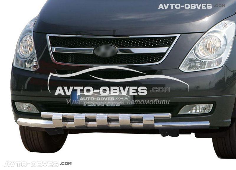Защитная дуга передняя для Hyundai H1 2008-2018 Эксклюзив!