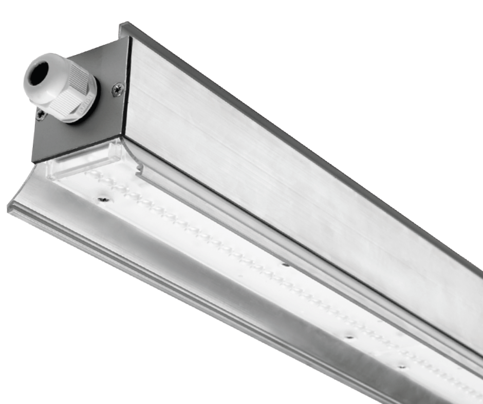 Светодиодный LED светильник ГАММА 45W 1,7м 4000К 5600 Lm магистральный