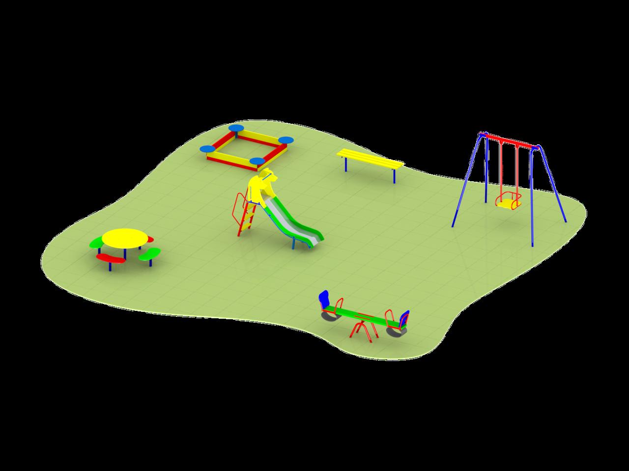 Детские игровые площадки для дачи - ARES-СПОРТ в Полтаве