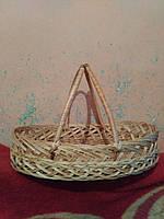 Плетеная корзина для Обручения