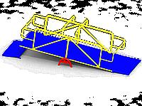 Качалка-балансир E11