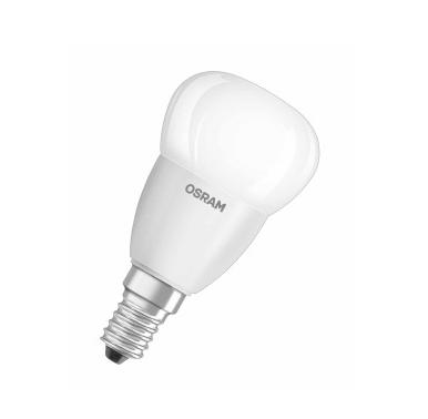 Лампа LED STAR CLASSIC P40 6W 827 FR E14 OSRAM